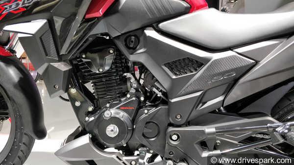 होंडा ने 78,500 रुपए में लॉन्च की 160cc कि यह शानदार बाइक