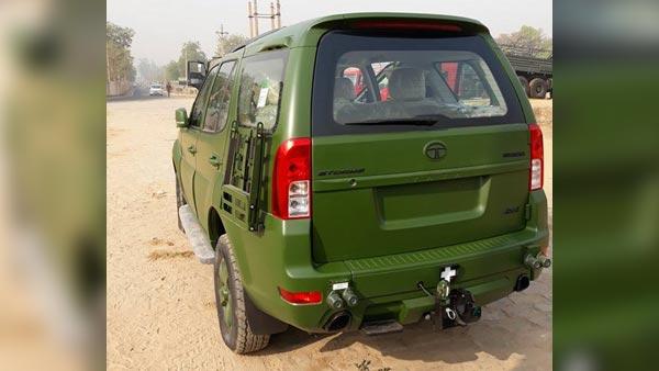 टाटा सफारी स्टॉर्म आर्मी एडिशन: इंडियन आर्मी की नई सवारी