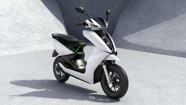 जून में शुरू होगी देश के पहले फर्स्ट स्मार्ट इलेक्ट्रिक स्कूटर एथर S340 की बुकिंग