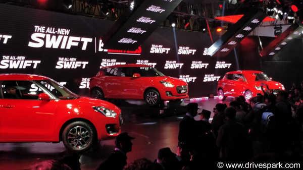 भारत की बेस्ट सेलिंग हैचबैक कार मारुति Swift 2018 खरीदने से पहले उसके बारे में सब कुछ जानें