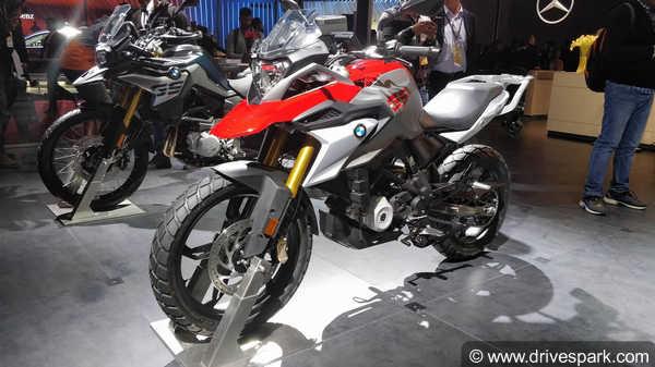 लॉन्च से पहले स्पॉट हुई BMW की मोस्ट अवेटेड बाइक G 310 GS