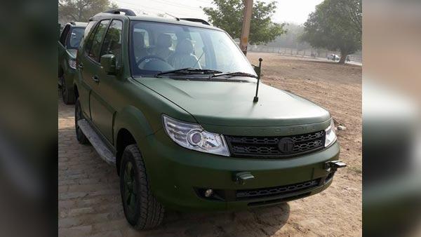 अब इस SUV में चलती है इंडियन आर्मी - देखें विडियो