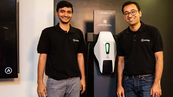 IIT ग्रेजुएट्स की कंपनी 5 जून को लॉन्च करेगी पहला इलेक्ट्रिक स्कूटर Ather 340
