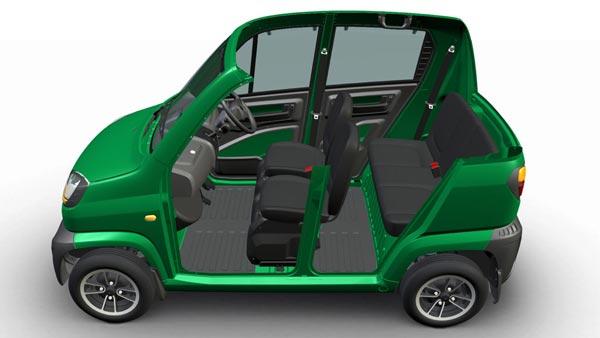 बहुत जल्द ऑटो रिक्शा की जगह लेगी Bajaj Qute
