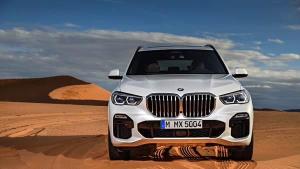 न्यू BMW X5 2019 की डिटेल्स का हुआ खुलासा - जानें क्या है खास
