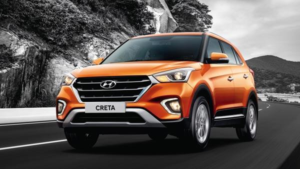 भारत में बनी Hyundai Creta फेसलिफ्ट जायेगी दक्षिण अफ्रीका