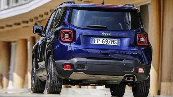 Jeep Renegade से उठा पर्दा