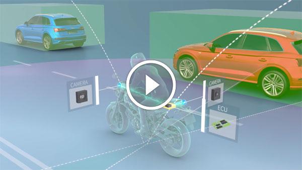 'राइड विजन' तकनीकी से आपकी बाइक खुद रखेगी सड़क पर नजर, नहीं होगी टक्कर