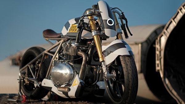 जल्द आ रही है रॉयल एनफील्ड की सबसे दमदार बाइक 'लॉकस्टॉक'