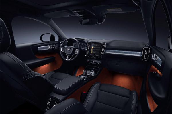 भारत में लॉन्च होने जा रही है ये शानदार एसयूवी Volvo XC40