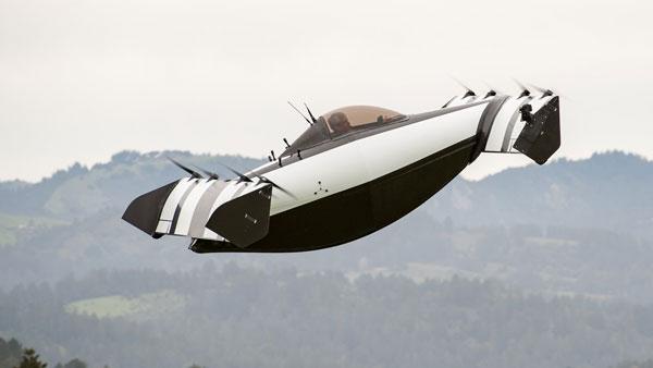एक मामूली कार की कीमत में मिलेगी ये शानदार उड़ने वाली कार 'BlackFly'