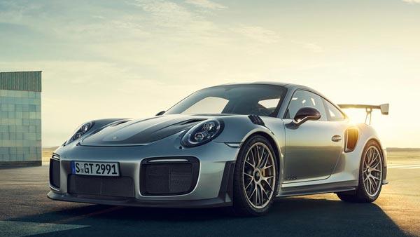 3.88 करोड़ की Porsche 911 GT2 RS भारत में लॉन्च - जानें खूबियां