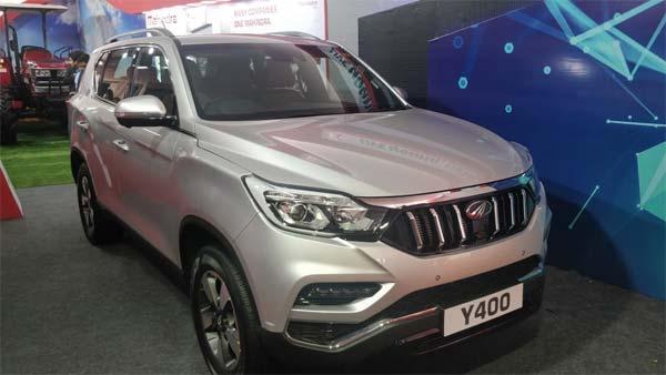 Y400 नाम से सामने आई महिंद्रा की मोस्ट अवेटेड प्रीमियम 7-सीटर SUV XUV700