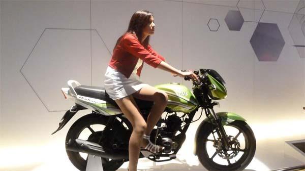 टीवीएस की अपकमिंग 110cc मोटरसाइकिल की लॉन्च डेट का खुलासा