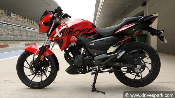 हीरो एक्स्ट्रीम 200R की कीमतें बढ़ीं - जानें नई कीमत