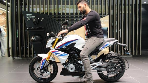 युवराज सिंह ने खरीदी BMW G 310 R - जानें खुबियां