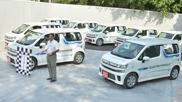 भारत में मरुति वैगनआर इलेक्ट्रिक की टेस्टिंग शुरू - जानें क्या होगा खास