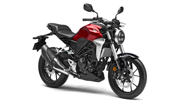 भारत में आ रही है होंडा की रेट्रो लुक वाली बाइक CB300R