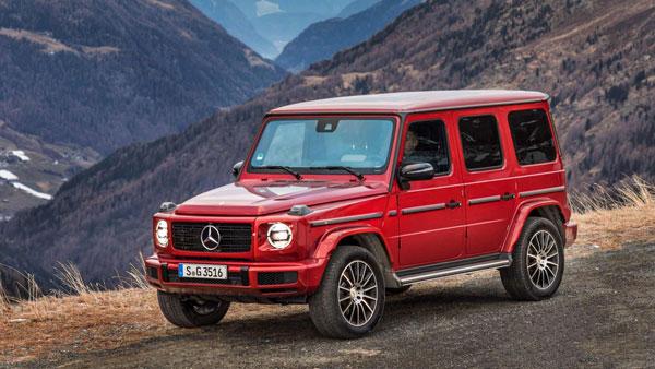 मर्सिडीज बेंज G 350 D एसयूवी नवंबर में होगी लॉन्च, जानिये इस शानदार एसयूवी की खूबियां
