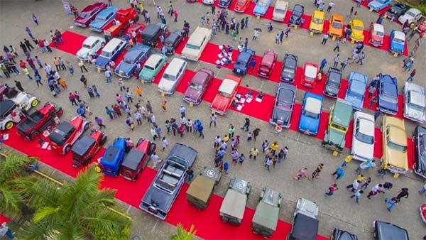 गोवा में कल होगा विंटेज कार एंड बाइक फेस्टिवल, देखने मिलेंगी पुरानी कार व बाइक