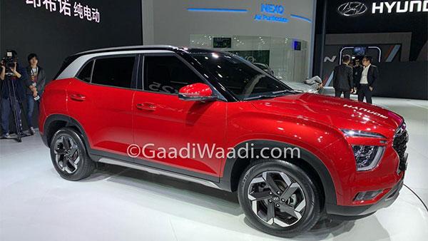 हुंडई क्रेटा (iX25) के नेक्स्ट जनरेशन मॉडल को किया गया पेश, इतनी शानदार है यह कार