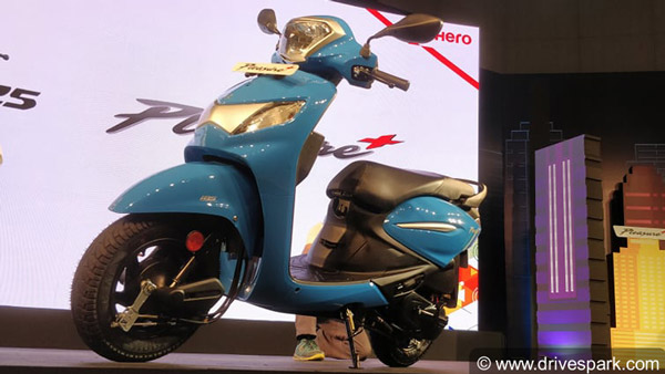 हीरो प्लेजर+ 110 भारत में हुआ लॉन्च, कीमत 47,300 रुपयें से शुरु