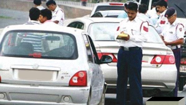कार की गलत पार्किंग करने पर अब लगेगा 10,000 रुपयें जुर्माना, आया नया आदेश
