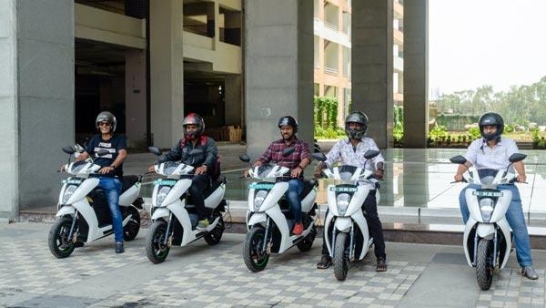 एथर एनर्जी का चेन्नई में संचालन शुरू, कीमत 1.31 लाख रुपयें