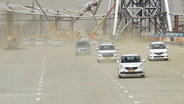 वाहनों के टायर में नाइट्रोजन हवा का किया जाएगा इस्तेमाल