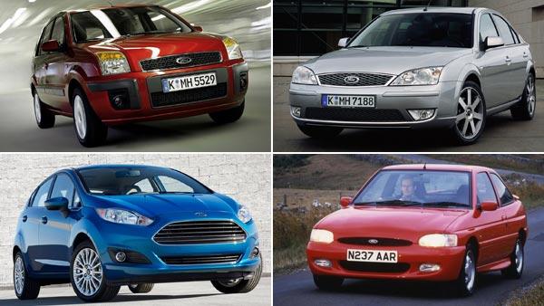 फोर्ड एस्काॅर्ट से फ्यूजन तक: भारत में कंपनी की वह पांच कारें जो भूला दी गईं