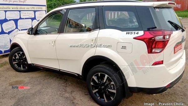 महिंद्रा एक्सयूवी500 डीजल ऑटोमेटिक बीएस-6 वैरिएंट टेस्टिंग के दौरान दिखी, होंगे यह बदलाव