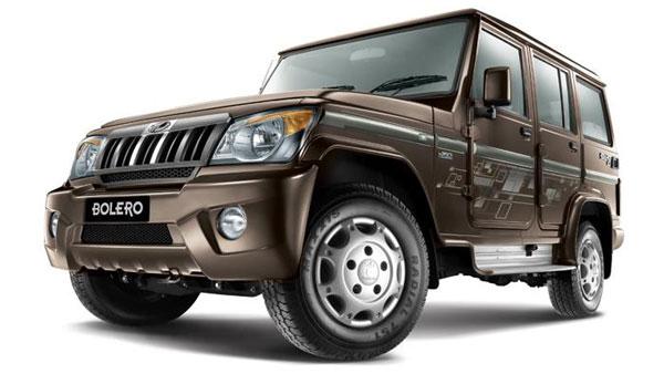 महिंद्रा कार सेल अगस्त 2019: बोलेरो है महिंद्रा की सबसे अधिक बिकने वाली कार
