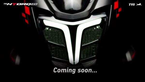 टीवीएस एनटॉर्क 125 फेसलिफ्ट वर्जन का टीजर आया सामने, नई एलईडी हैडलैंप और डिजाइन के साथ होगी लॉन्च