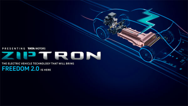 टाटा के इलेक्ट्रिक कारों में होगा जिपट्राॅन टेक्नोलाॅजी का इस्तेमाल, जानिये इसमें क्या है खास