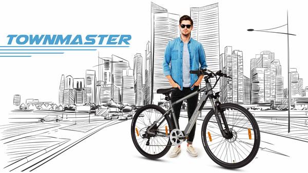 लेक्ट्रो टाउनमास्टर इलेक्ट्रिक बाईसाइकिल भारत में हुआ लॉन्च, कीमत 30,999 रुपयें