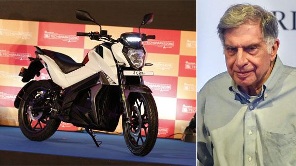रतन टाटा इलेक्ट्रिक बाइक कंपनी टॉर्क मोटर्स में करेंगे निवेश, जानिये क्या है खास