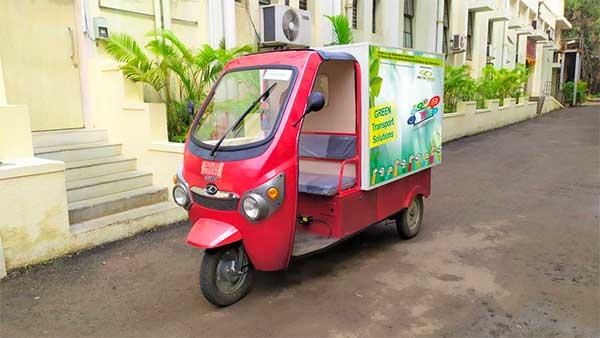 काइनेटिक सफर स्टार इलेक्ट्रिक वाहन भारत में हुआ लॉन्च, कीमत 2.2 लाख रुपयें
