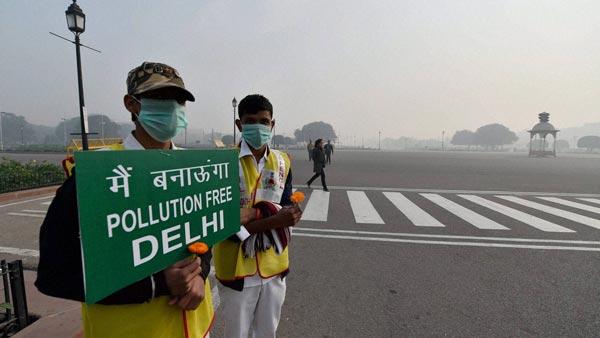 दिल्ली में ऑड-ईवन स्कीम आज से लागू, इलेक्ट्रिक वाहनों को मिली छूट