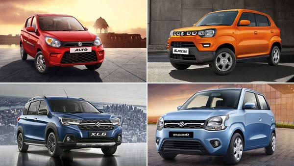 मारुति सुजुकी ने 9 महीनों में बेचे 5 लाख से अधिक बीएस6 वाहन
