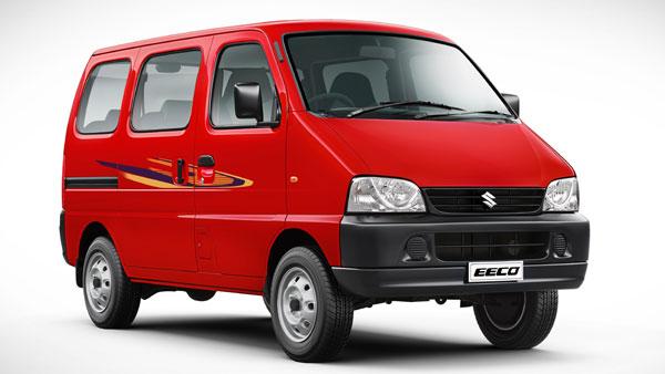 बीएस6 मारुति सुजुकी ईको भारत में हुआ लॉन्च, कीमत 3.81 लाख रुपये