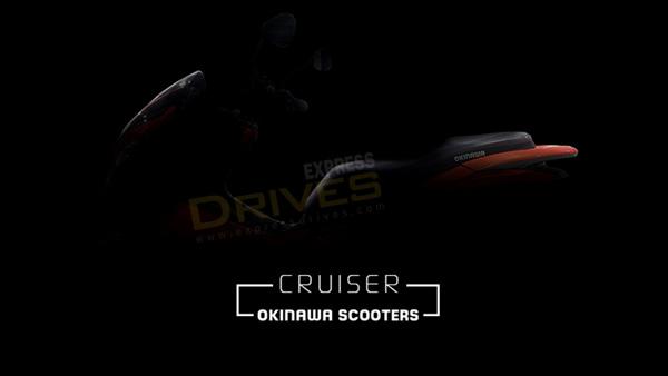 ओकिनावा ऑटो एक्सपो 2020 में पेश करेगी ई-मैक्सी स्कूटर, टीजर आया सामने