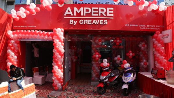 एम्पियर ने दिल्ली-एनसीआर में खोले दो नए डीलरशिप शोरूम