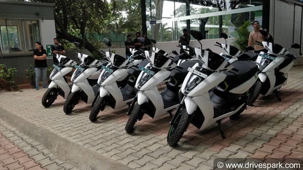ये हैं भारत में बिकने वाले टॉप 5 इलेक्ट्रिक स्कूटर, जानिए कौन है लिस्ट में शामिल