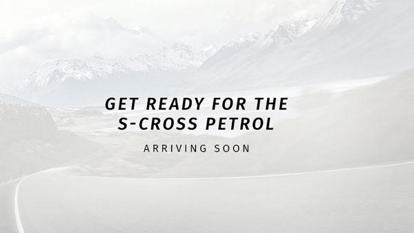 मारुति एस-क्रॉस 1.5 लीटर पेट्रोल का टीजर जारी, जल्द होगी लॉन्च