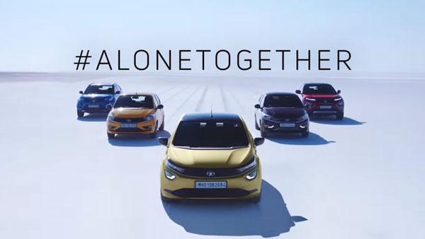 टाटा मोटर्स ने नए विज्ञापन में सोशल डिस्टेंसिंग के पालन करने का दिया संदेश, देखें