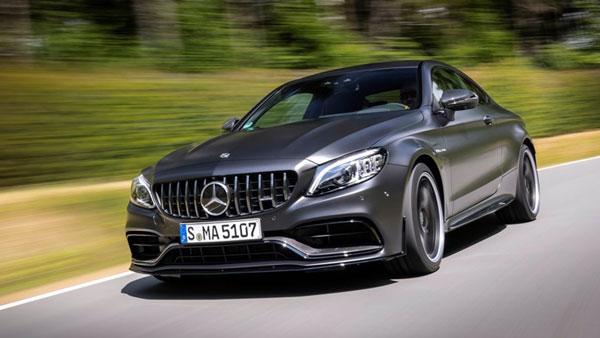 Mercedes AMG C63 Coupe Launched: मर्सिडीज-बेंज एएमजी सी 63 कूपे भारत में लॉन्च, कीमत 1.33 करोड़ रुपये