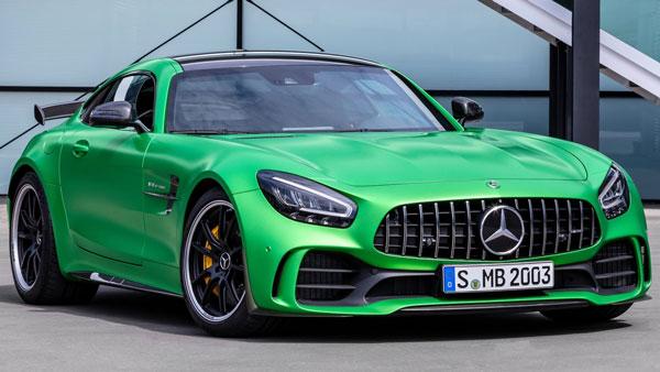2020 Mercedes-AMG GT-R Launched In India: नई मर्सिडीज-एएमजी जीटी आर भारत में हुई लॉन्च
