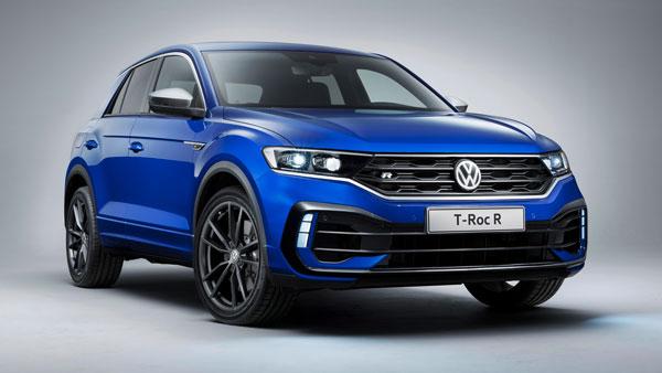 Volkswagen T-Roc Reaches Dealerships: फॉक्सवैगन टी-रॉक डीलरशिप में पहुंचनी हुई शुरू
