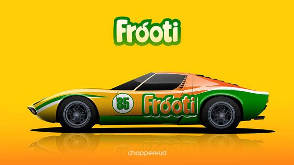 Famous Indian Brands As Car Liveries: कलाकार ने उतारी कारों पर स्वदेशी ब्रांडों की तस्वीरें