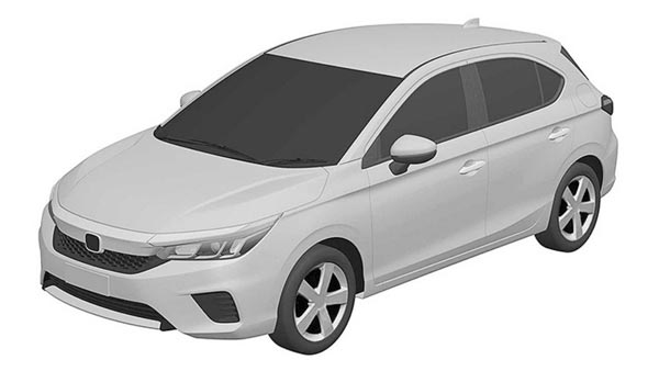 New Honda City Hatchback Spied Testing: होंडा सिटी हैचबैक टेस्टिंग के दौरान आई नजर